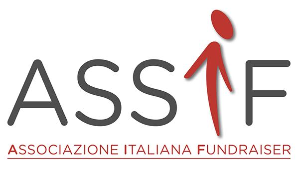 Il logo di ASSIF - Associazione Italiana Fundraiser