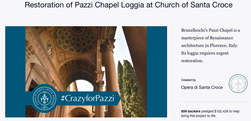 crazy for pazzi
