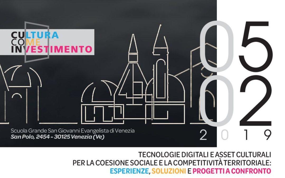 Un anno di formazione e consulenza sul fundraising a fianco delle organizzazioni culturali del Veneto