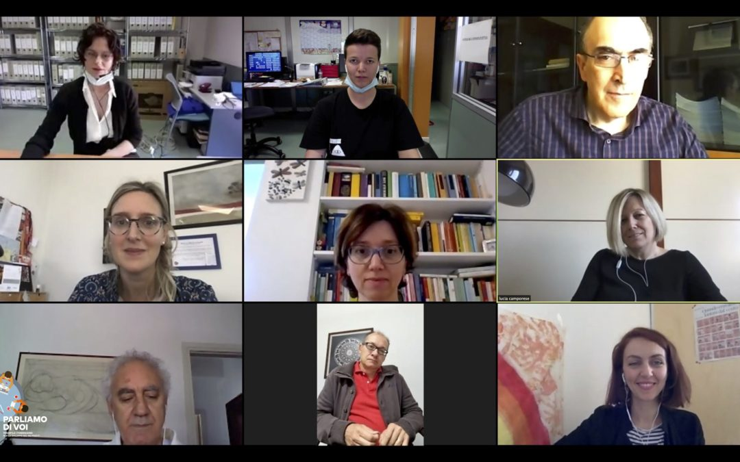 #parliamodivoi puntata 6 – AIDAP Ricerca e Prevenzione riparte con la campagna 5×1000