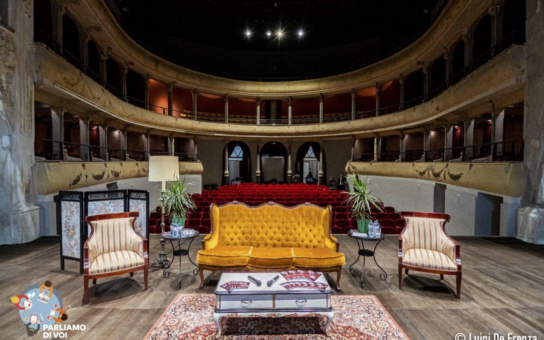 #ParliamoDiVoi puntata 3 – Teatro Civico di Schio: come cambia il teatro se tu resti a casa
