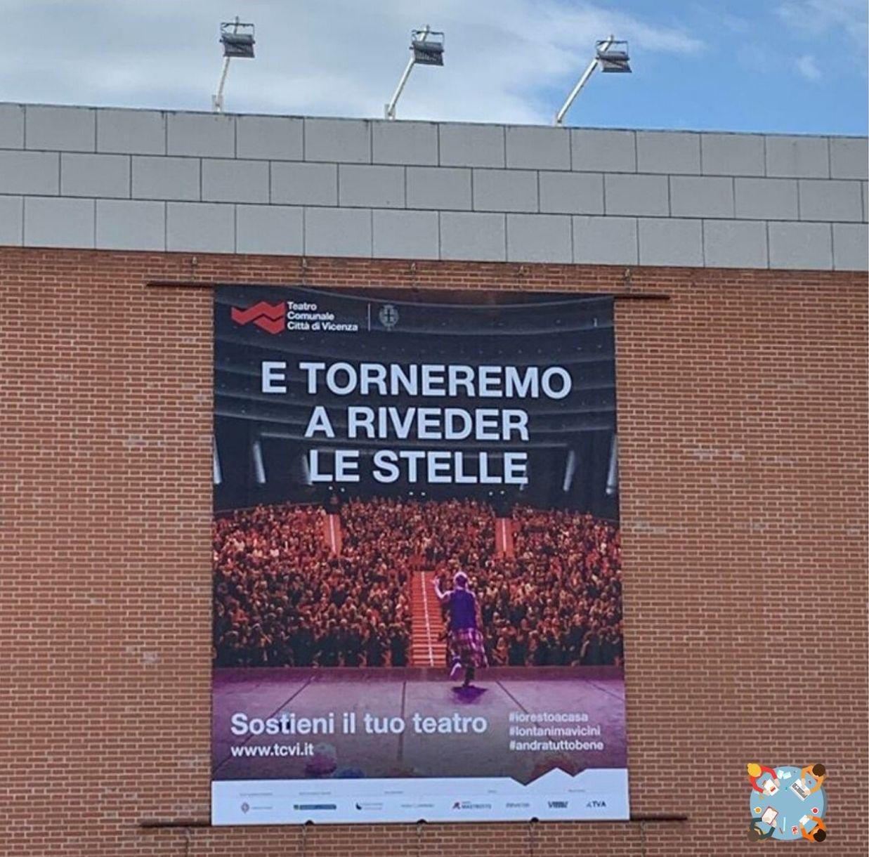 #parliamodivoi puntata 4 – Teatro Comunale Città di Vicenza: come torneremo a rivedere le stelle