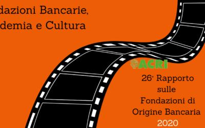 Fondazioni di Origine Bancaria e pandemia: variazioni e conferme sugli interventi per il comparto cultura